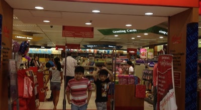 Photo of Bookstore National Book Store at Sm City Lucena, Lucena City, Philippines