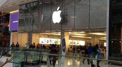Photo of Electronics Store Apple White City at Ariel Way, Westfield London, London W12 7GF, United Kingdom