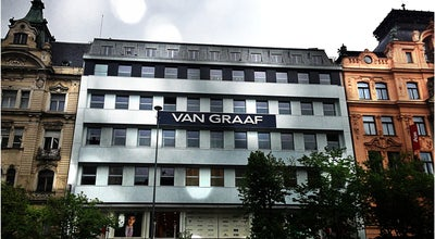 Photo of Clothing Store VAN GRAAF at Václavské Nám. 17, Praha 110 00, Czech Republic