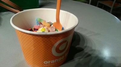 Photo of Restaurant Orange Leaf Frozen Yogurt at 418 E Atlantic Ave, Delray Beach, FL 33483, United States