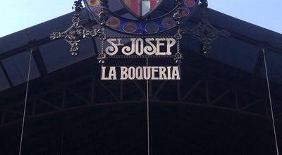 Photo of Buffet La Boqueria 98 at Les Ramblas, 98, Barcelona 08002, Spain
