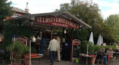 Photo of Austrian Restaurant Selbstverständlich Strandbeisl at An Der Unteren Alten Donau 103, Vienna 1220, Austria