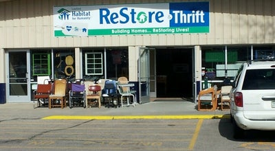 Photo of Arcade Habitat for Humanity ReStore at 1352 Sherman, Longmont, CO 80501, United States