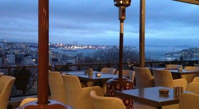 Photo of Modern European Restaurant Midpoint at İstiklal Cad. No:187 Beyoğlu Merkez, Istanbul, Turkey