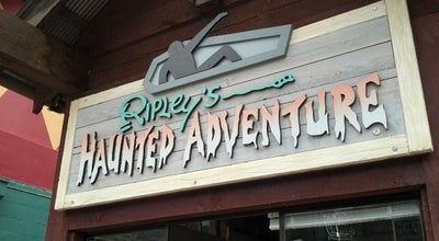 Photo of Tourist Attraction Ripley's Haunted Adventure at 908 Parkway, Gatlinburg, TN 37738, United States