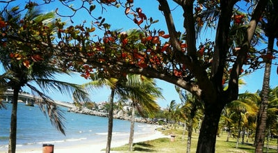 Photo of Beach Praia da Praia do Canto at Av. Saturnino De Brito, Vitória, Brazil