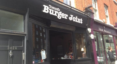 Photo of Diner Tommi's Burger Joint at 342 Kings Road, London SW3 5UR, United Kingdom