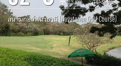 Photo of Golf Course สนามกอล์ฟนวธานี (Navatanee Golf Course) at 22 Navatanee Rd, Khan Na Yao 10230, Thailand