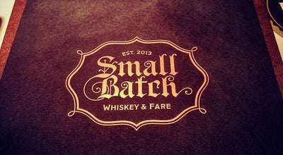 Photo of American Restaurant Small Batch at 3001 Locust St, Saint Louis, MO 63103, United States