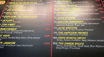 Photo of American Restaurant Ike's love & sandwiches at 1159 Locust St, Walnut Creek, CA 94596, United States