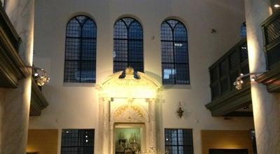 Photo of History Museum Jewish Historical Museum at Nieuwe Amstelstraat 1, Amsterdam 1011 PL, Netherlands