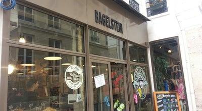 Photo of Restaurant Bagelstein at 7, Rue Saint-augustin, Paris 75002, France