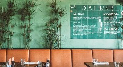 Photo of Mediterranean Restaurant Bar Botanique at 581 Eerste Van Swindenstraat, Amsterdam 1093 LC, Netherlands