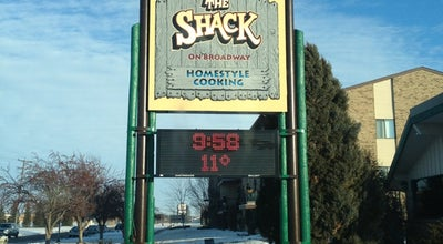 Photo of American Restaurant The Shack on Broadway at 3215 Broadway N, Fargo, ND 58102, United States