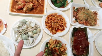 Photo of Seafood Restaurant Newton Food Centre Stall 46 at 500 Clemenceau Avenue North, Singapore 229495, Singapore