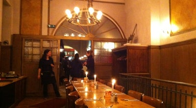 Photo of German Restaurant Wirtshaus Max und Moritz at Oranienstr. 162, Berlin 10969, Germany