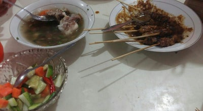 Photo of BBQ Joint RM Sop & Sate Abah at Jl. Raya Sukabumi, Parungkuda, Indonesia
