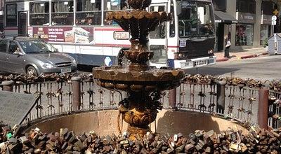 Photo of Monument / Landmark Fuente de los Candados at Avenida 18 De Julio, Montevideo, Uruguay