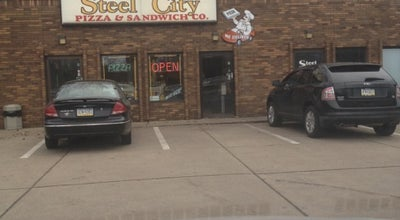 Photo of Restaurant Steel City Pizza & Sandwich Co. at 4801 Peach St, Erie, PA 16509, United States