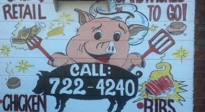 Photo of BBQ Joint Wilkes Bar-B-Q Co at 3700 Victoria Blvd, Hampton, VA 23669, United States