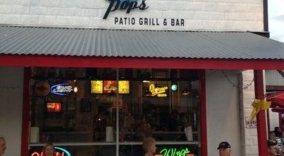 Photo of American Restaurant Soda Pops Patio Grill & Bar at 103 N Main Street, Boerne, TX 78006, United States