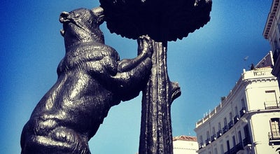 Photo of Monument / Landmark El Oso y el Madrono at Puerta Del Sol, Madrid 28013, Spain
