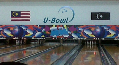 Photo of Bowling Alley U-Bowl Bowling Centre at Mesra Mall Shopping Centre, Kertih 24200, Malaysia
