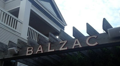Photo of American Restaurant Balzac at 1716 N Arlington Pl, Milwaukee, WI 53202, United States