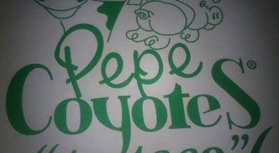 Photo of Taco Place Pepe Coyotes at Avenida Miguel Hidalgo, Coyoacán 04100, Mexico
