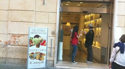 Photo of Ice Cream Shop La Barcaccia at Via Della Stamperia 83, Italy