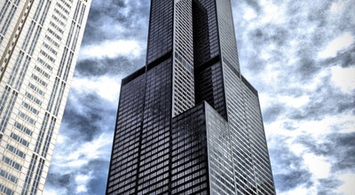 Photo of Building Willis Tower at 233 S Wacker Dr, Chicago, IL 60606, United States