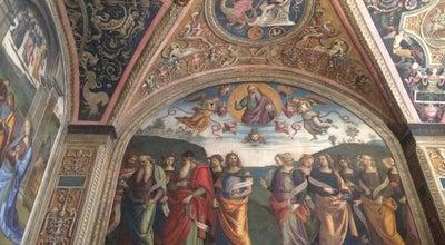 Photo of Art Gallery Nobile Collegio Del Cambio at Italy