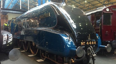 Photo of Tourist Attraction National Railway Museum at Leeman Road, York YO26 4XJ, United Kingdom