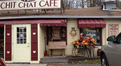 Photo of American Restaurant Chit Chat Cafe' at 164 W Main St, Victor, NY 14564, United States