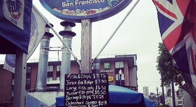 Photo of Seafood Restaurant The Codmother Fish and Chips at 2824 Jones St, San Francisco, CA 94133, United States