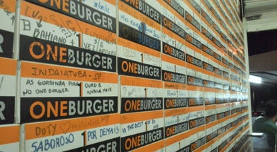 Photo of Restaurant One Burguer at Rua Monteiro Lobato, 380, Belo Horizonte, Brazil