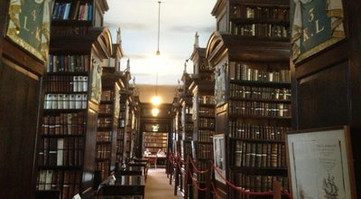 Photo of Library Marsh's Library at St Patrick's Close, Dublin, Ireland