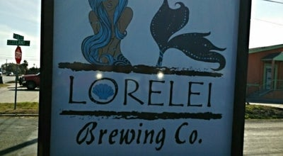 Photo of Restaurant Lorelei Brewing Co. at 520 Nas Dr, Corpus Christi, TX 78418, United States