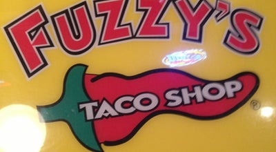 Photo of Taco Place Fuzzy's Taco Shop at 10157 Wornall Rd, Kansas City, MO 64114, United States