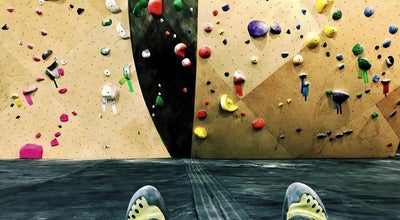 Photo of Climbing Gym Brooklyn Boulders Queensbridge at 23-10 41st Ave, Long Island City, NY 11101, United States