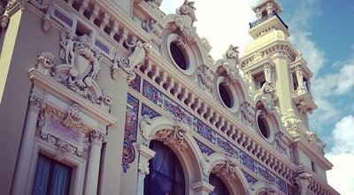 Photo of Opera House Opera de Monte-Carlo at Place Du Casino, Monte-Carlo 98000, Monaco