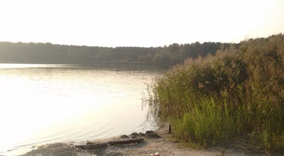 Photo of Lake Bernsteinsee at Sophienstädter Str., Ruhlsdorf 16348, Germany