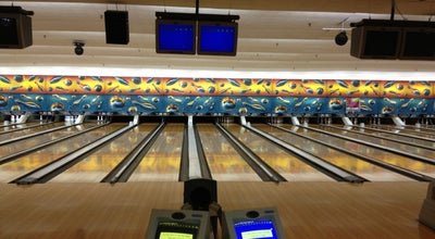 Photo of Bowling Alley Hanover Lanes at 119 Route 10 East, East Hanover, NJ 07936, United States