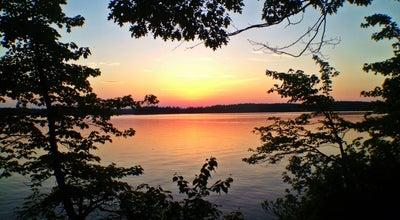 Photo of Lake Massabesic Lake at Massabesic Lake, Manchester, NH 03109, United States