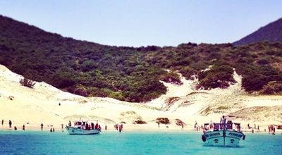 Photo of Beach Praia do Farol at Pr. Do Farol, Arraial do Cabo, Brazil