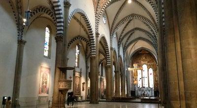 Photo of Church Basilica of Santa Maria Novella at Piazza Di Santa Maria Novella 18, Florence 50123, Italy