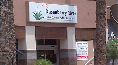 Photo of Library Dusenberry-River Branch Library at 5605 E River Rd, Tucson, AZ 85750, United States