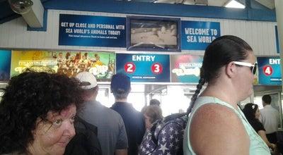 Photo of Theme Park Ride / Attraction Sea World - Guest Services at Sea World, Main Beach, QL 4217, Australia