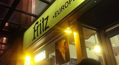 Photo of Fast Food Restaurant Fritz European Fry House at 718 Davie St, Vancouver V6Z 1B6, Canada
