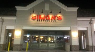 Photo of Diner Simon's Restaurant & Delicatessen at 7770 Chippewa Rd, Brecksville, OH 44141, United States